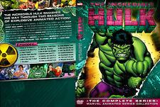 Incredible Hulk 1996 Complete Series 3 Disc Set
