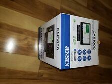 Used Jensen Car1000 10� Touch Screen CarPlay Android Auto Media Receiver