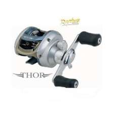 MOULINET DE SPINNING PÊCHE AU LANCER TRABUCCO THOR 2000 BCW 6 ROULEMENTS