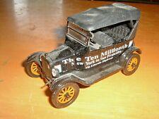 Metal Miniature Model T Touring