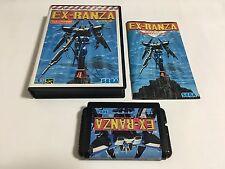 Ex-Ranza   Sega Mega Drive Genesis Japan   G-4097 RANGER X