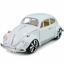 1:18 Volkswagen Beetle Superior 1967 Diecast Model Car Toy Gift Collection White