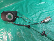 1987-1989 MUSTANG FUEL DOOR POPPER ACTUATOR W/OVERRIDE AND HOUSING COMPLETE OEM