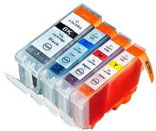 4PK comp Ink Set for CANON Pixma MP500 MP600 MP800R iP4200 iP4500 PGI-5 BK CLI-8
