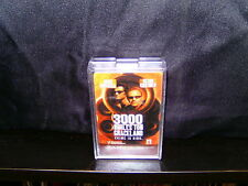 3000 MILES TO GRACELAND  PLAYING CARDS IN PLASTIC CASE. AS NEW