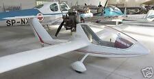 J-3 Eagle Janowski Airplane Desktop Wood Model Big New