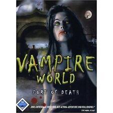 Vampire World - Port of Death ( Action-Adventure Rollenspiel ) PC NEU OVP