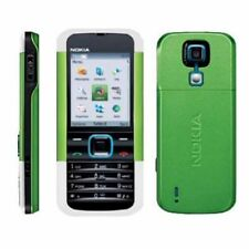 Unlocked Nokia 5000 Original Bluetooth 1.3MP Camera MP3 Warranty Green Bar Phone