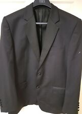 JAEGER Mens Black Dinner Suit - 44R / 38R