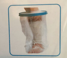 Waterproof Leg Cast / Bandage Protector, Reusable, U.S. Seller