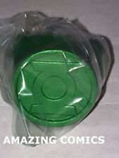 Green Lantern Blackest Night Plastic Ring - GREEN LANTERN RING - WILLPOWER