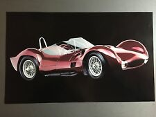 1959 Maserati Tipo 61 Roadster Print, Picture, Poster RARE!! Awesome L@@K