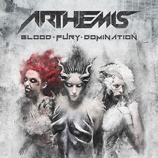ARTHEMIS - BLOOD FURY DOMINATION - CD SIGILLATO DIGIPACK 2017