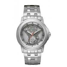 Reloj de pulsera de Harley Davidson 76A021 los hombres
