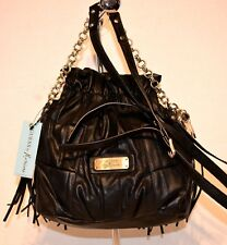 Guess By Marciano Sonoma  Crossbody Bag Handbag Black NWT MSRP$145.00