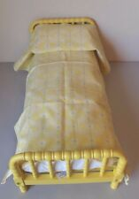 American Girl Doll Molly 1944 Limited Edition Yellow BED Set Bedding Retired NEW