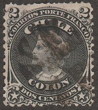 KAPPYSSTAMPS X62 CHILE SCOTT 16 USED CAT $40