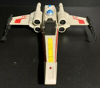 Original 1980's Kenner Star Wars X-Wing Fighter Complete! with Working light!!