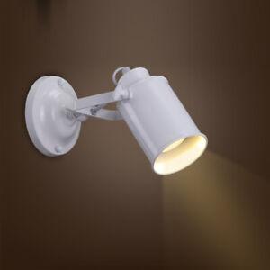 LED Wall Sconce Vintage Light Fixture for Restaurant Bedside Bar Cafe Home E27