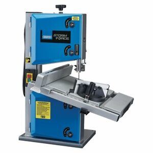 Bench top Bandsaw Draper Storm Force 200mm 250W 98471
