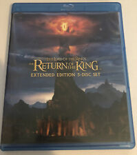 The Lord of the Rings: The Return of the King [Extended Edition 5-Disc Set] [Blu