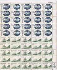US STAMPS 1732-1733 CAPT. COOK MINT SHEET M/NH CV  $12.50 1977