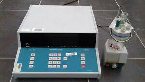 Metrohm 684 KF Coulometer, 649 Magnetic Stirrer with probes