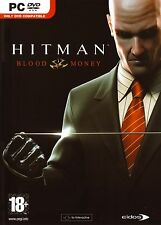 HITMAN BLOOD MONEY.BRAND NEW SEALED DVD SOFTWARE FOR PC.SHIPS FAST / SHIPS FREE