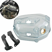Transparent Engine Guard Protector Covers For BMW R1200GS R1200RT R1200RS R1200R