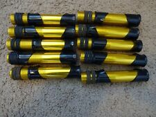 10 Rod Building Wrapping Vintage Dk Gold/Black Allen reel seats