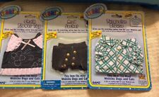 3 Packs Webkinz Clothes-NIP for dogs & cats Jacket/Top/Blouse 218318
