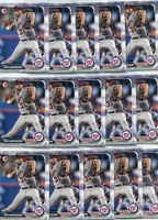 LOT (24) 2019 BOWMAN MAX SCHERZER WASHINGTON NATIONALS - 5136