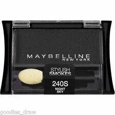 MAYBELLINE Expert Wear Stylish Smokes Single Eye Shadow - 240S Night Sky