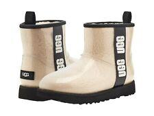 Para mujeres Zapatos Ugg Botas al Tobillo Impermeable Mini clara clásico 1113190 natural