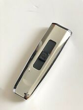 Electric Usb Cigarette Lighter Windproof Rechargeable Battery Flameless