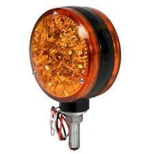 28a43 Safety Light Amber Led 12 Volt Fits Fits Allis Chalmers Fits Case Ih