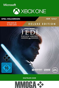 Star Wars Jedi - Fallen Order Deluxe Edition - Xbox One Download Code - Weltweit