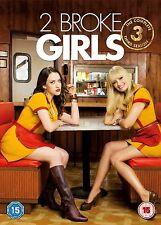 2 Two Broke Girls Complete Series 3 DVD All Episode Third Season Original UK NEW