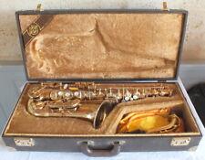 saxophone Henri Selmer 80 Super Action Série II