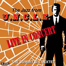 JAZZ FROM U.N.C.L.E. CD Man UNCLE Goldsmith Schifrin Fried SOUNDTRACK Score NEW!