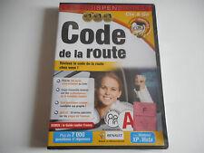 DVD ROM NEUF - CODE DE LA ROUTE