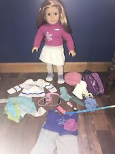 Mia American Girl Doll Retired, Doll and outfits