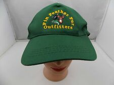 Fin Feather Fur Outfitters Stitched Snapback Baseball Hat Fish Deer Duck ST21