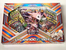 POKEMON CCG LYCANROC GX set! Foil Promo Cards!! Items Shipped loose