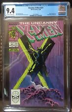 Uncanny X-Men #251 CGC 9.4  OFF white to White pages Wolverine cover