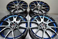 18 Wheels Civic Element Prelude Sonata Optima Forester Avalon 5x100 5x114.3 Rims