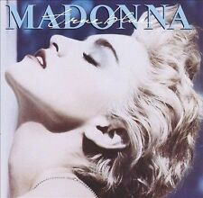 TRUE BLUE by Madonna  - CD (Papa Don't Preach)