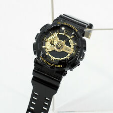 CASIO - G-Shock - GA-110GB-1A - Black Gold