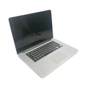 "Apple MacBook Pro A1398 15"" 2015 i7-4770HQ 2.20GHz 16GB 256GB (Screen Faulty)"