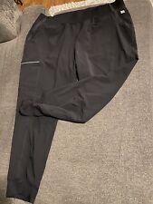 Cherokee Infinity Scrubs Women's Mid Rise Tapered Leg Jogger Pants 2Xl Black